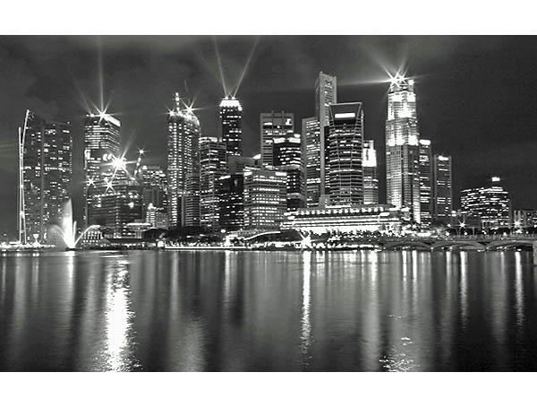 Lights on the Bay by drewann10