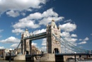 Tower Bridge on a sunny day