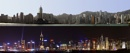 Hong Kong Night and Day
