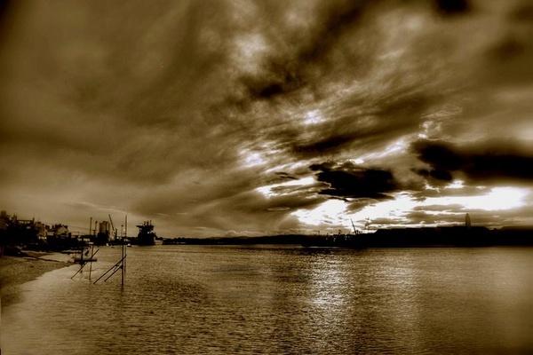 South Esk Sunset by BillN