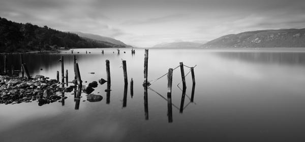 Loch Ness by woodrow