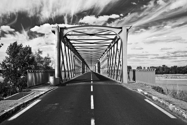 Montserrau bridge by brianquinn