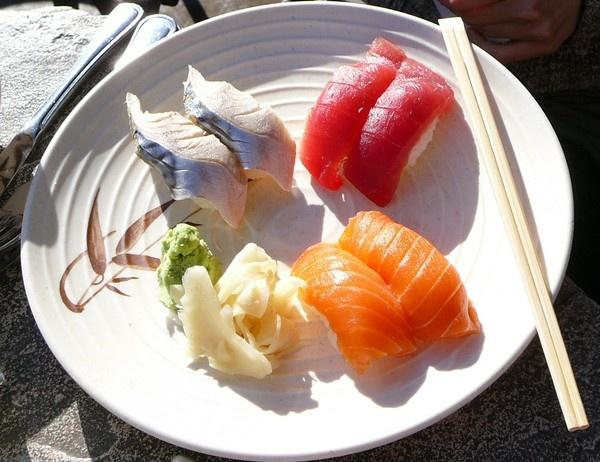 Sushi at Cona Grille, Boca Park, Las Vegas by artcubis