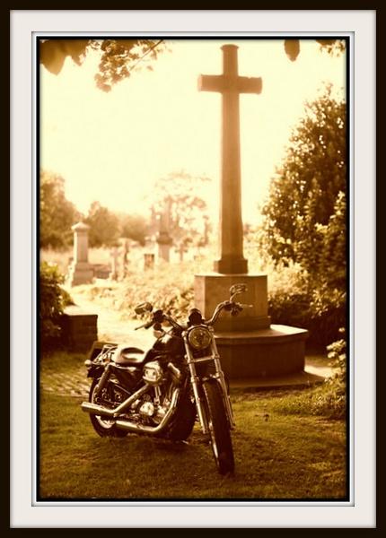 Harley Davidson by ade_mcfade