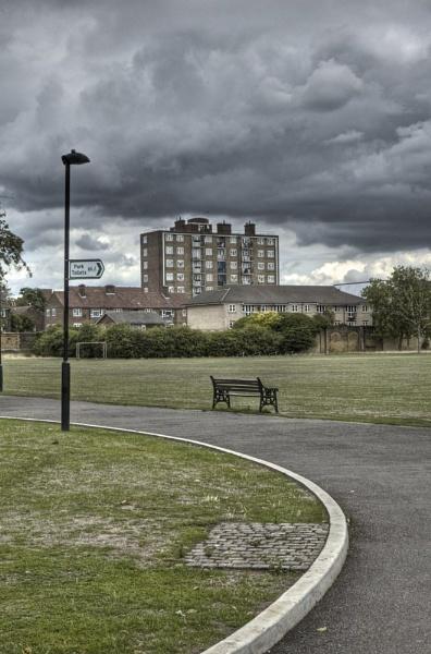 Hackney Sky by maxmelvin19