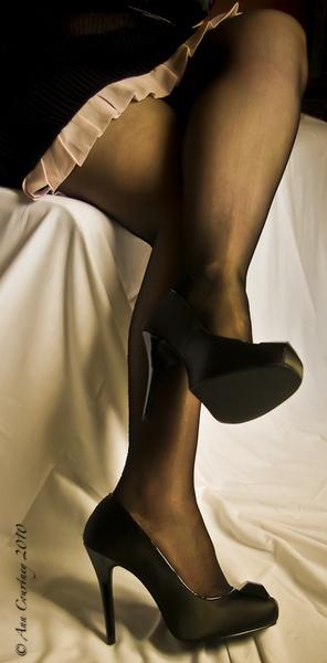 Legs by AnnCourtney