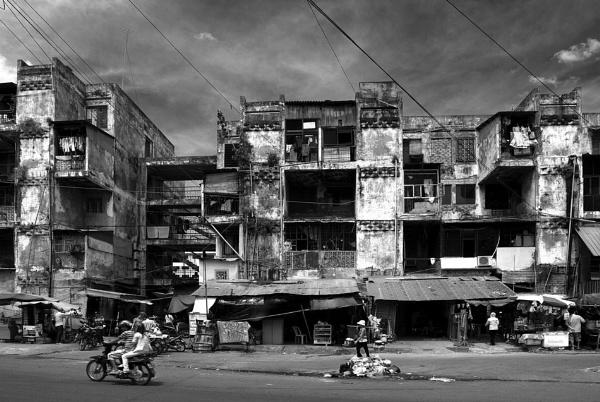 Cambodia 2010 (City Life Phnom Penh) by terminalfunk