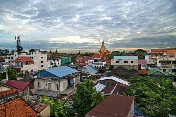 Cambodia 2010 (Phnom Penh in the Morning) by terminalfunk