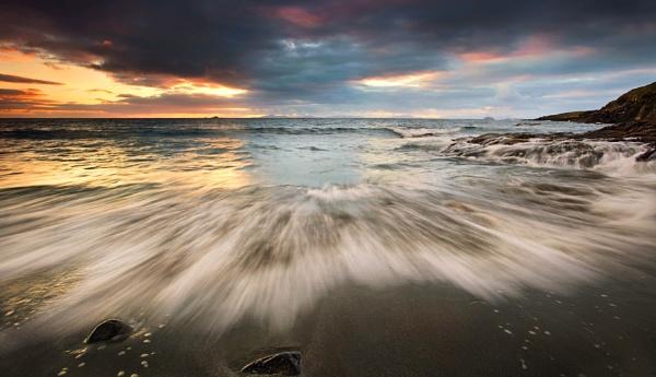 Evening tide by treblecel