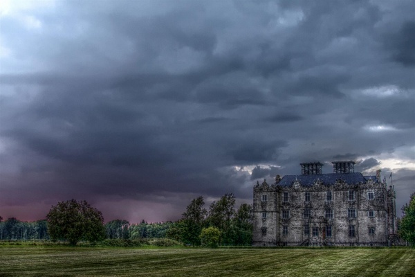 Portumna Castle by Keith121