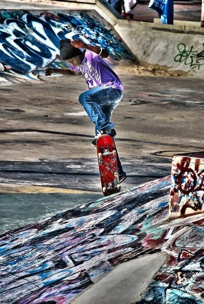 Skater Boi by stevekelly91