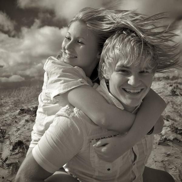 Brother & Sister by DavidDingle1