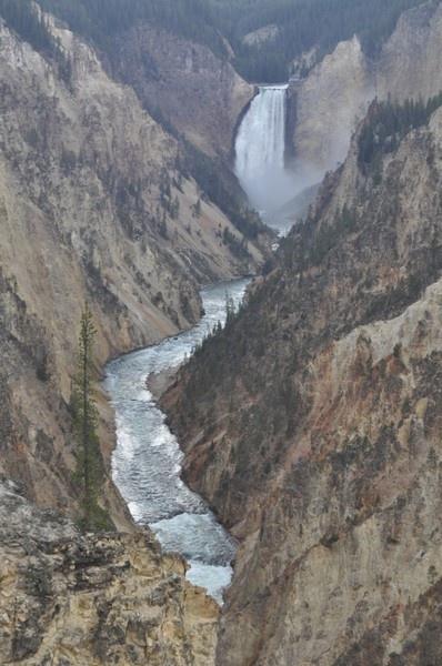 Lower Falls by Brentlee