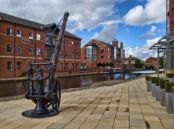 Granary Wharf 2 by Philo