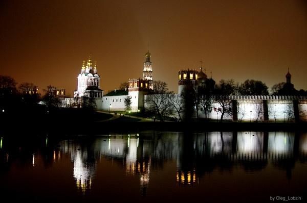Night reflection ... by Oleg_Lobzin