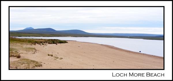 Loch More Beach by THE_HIGHLANDER96