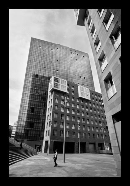 Bilboa Building 1 by cmorton