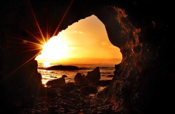 Dana Point Cave by john_w168