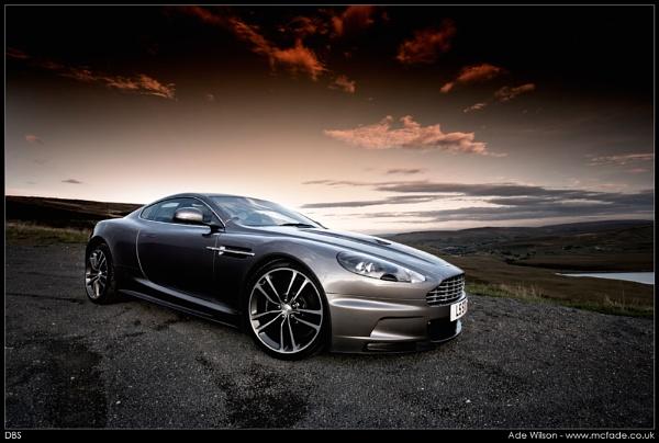Aston Martin DBS by ade_mcfade