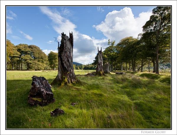 Former Glory... by Scottishlandscapes