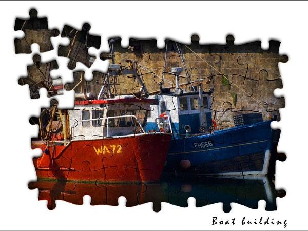 Boat building by C_Daniels