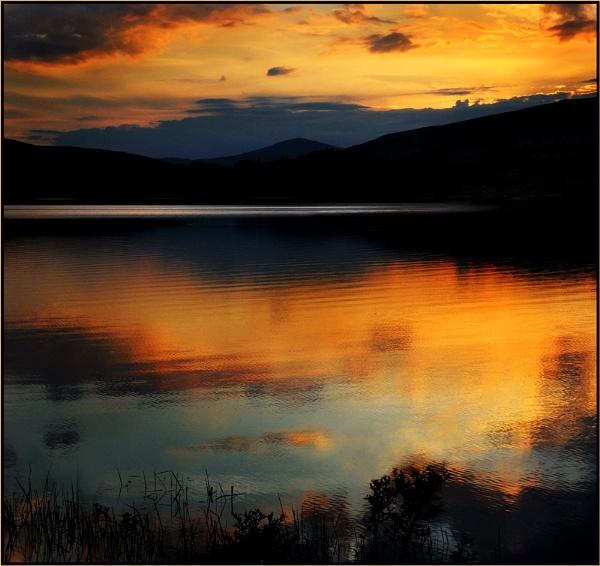 Sundown... by MalcolmM