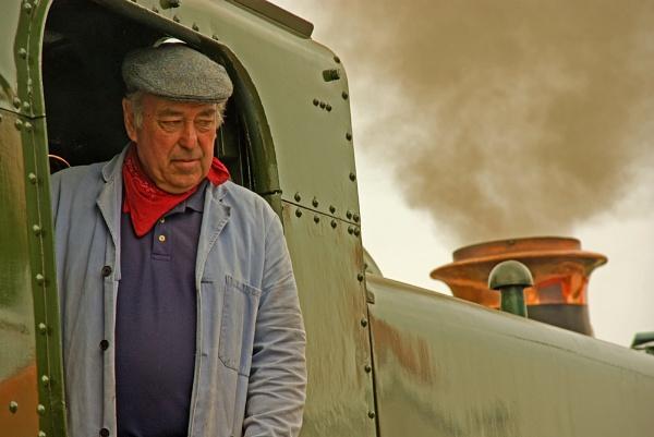 Engine Driver by franken