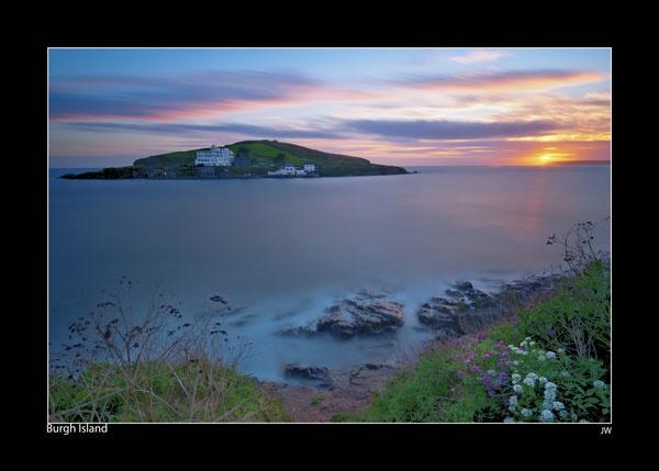 Burgh Island by jer