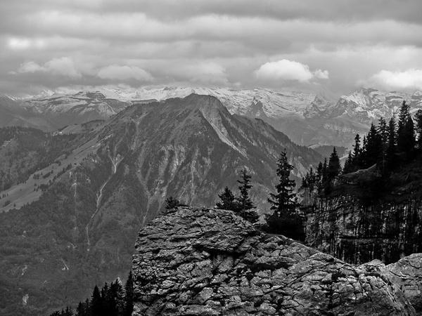 Alpine Horizon by Fluke