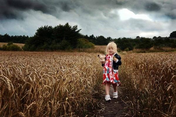 Walking the dog 2.... by Alan_Baseley