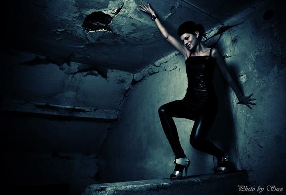 SpiderWalk by saxy