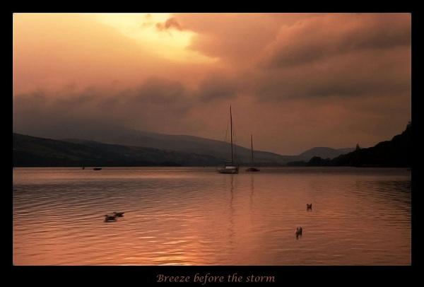 Breeze before the storm by Mynett