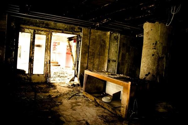 Pripyat - Hotel Loby by Alan86