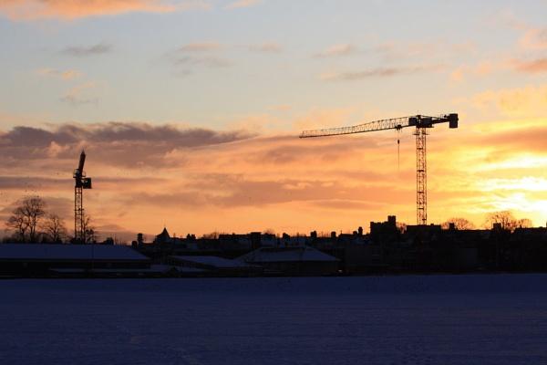Sunset by mio2mio