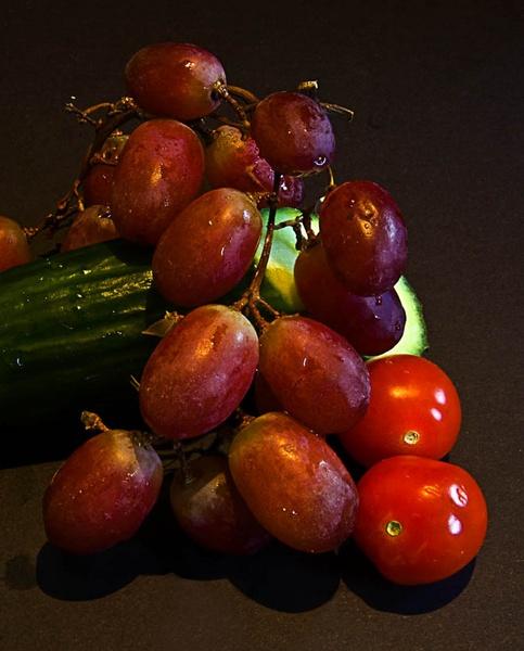 Fruit and no veg... by Steve1812