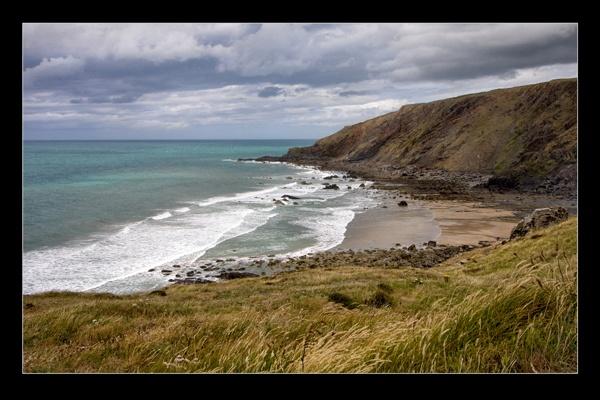Cornish Coast 1 by SashaB