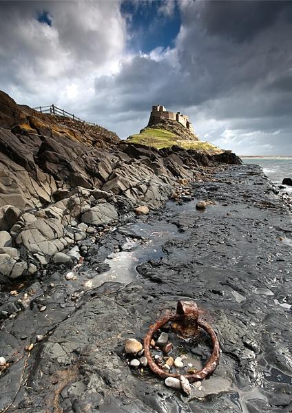Lindisfarne Rocks by michaelcombe