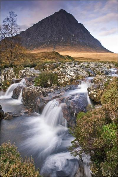 Scotland - Buachaille Etive Mor by Heliopause