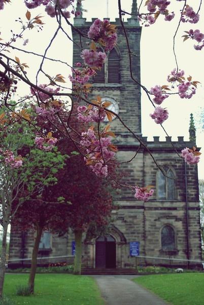 church by Tamar