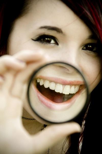 Smile! by sthrn_gal