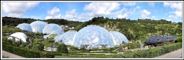 The Eden Project.