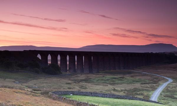 Ribblehead Sunrise by Weirdfish695