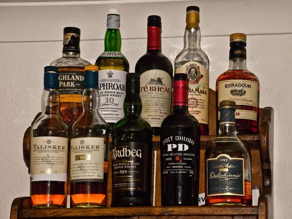 Scotch by Sasanach
