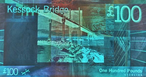Kessock Bridge by Sasanach
