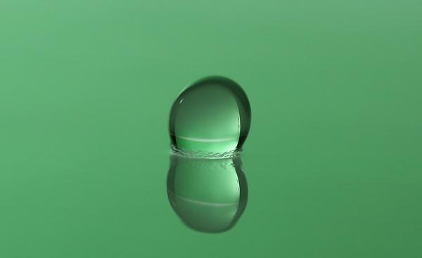 Water drop by aqqa