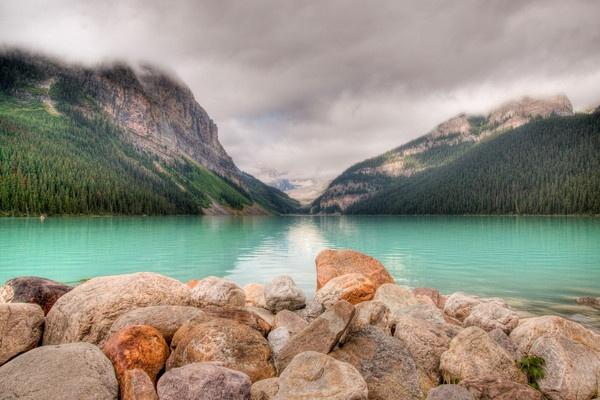Lake Louise by mspivak