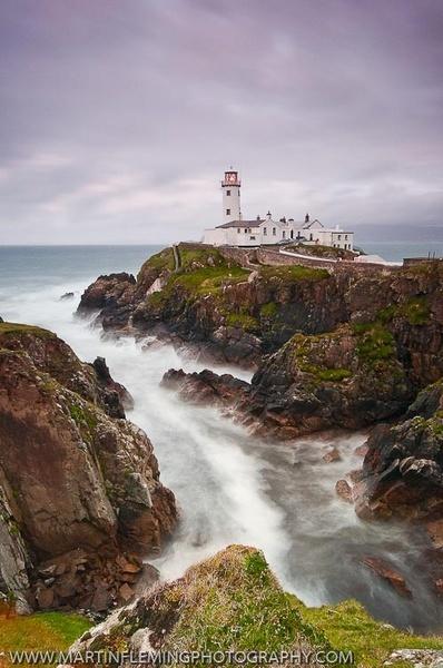 Fanad Lighthouse by irishman