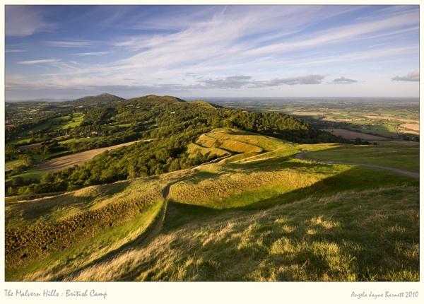 Malvern Hills : British Camp by AngieLatham