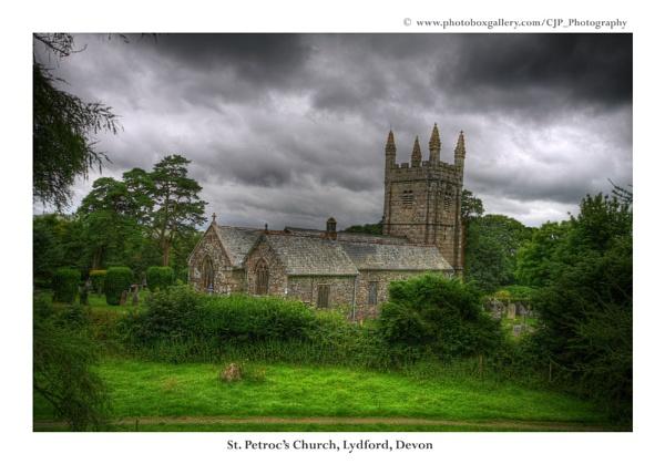St Petrocs Lydford by Cristian