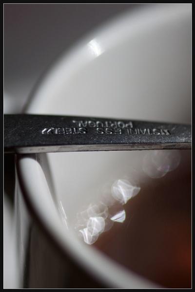 Tea Spoon by Morpyre